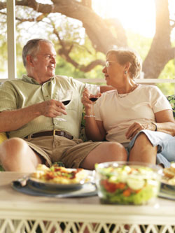 Embrace the Easy Senior Living of Summer: Serve No-Cook Meals