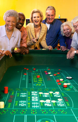 Cincinnati Seniors Take a Chance on Casino Amenities