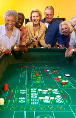 Cincinnati Seniors Take a Chance on Casino Amenities