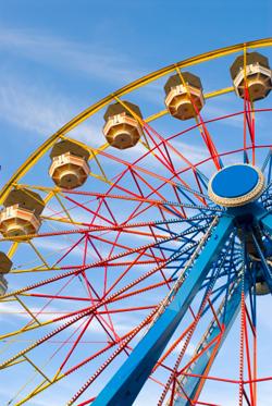 Cincinnati Seniors Find Thrills at This Historic Amusement Park