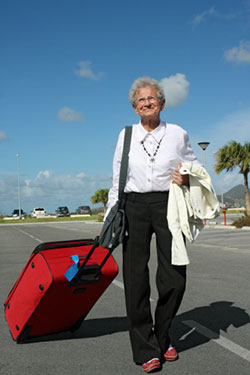 With a Little Planning, Senior Travelers Abroad Can Rest Easy
