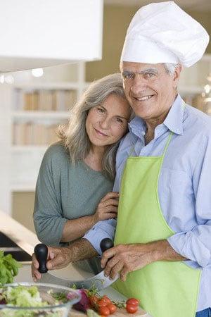 The Secret to Eating for Better Health as a Senior