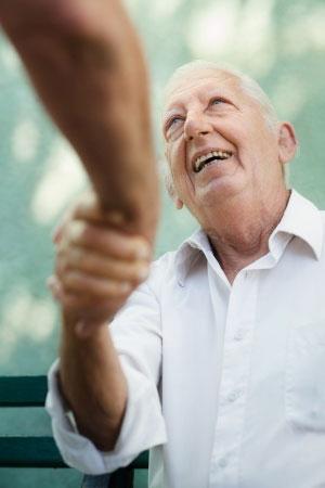 5 Simple Ways to Incorporate Graciousness into Senior Life