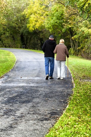 Senior Life Can Be a Struggle if You're Caring for a Spouse