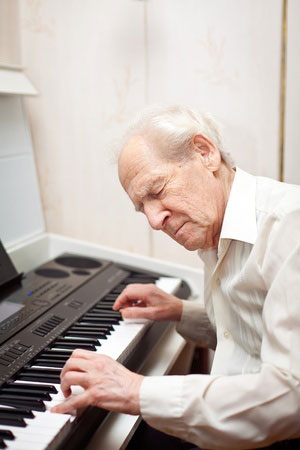 Play Me a Melody: How Music Keeps Seniors Living Well