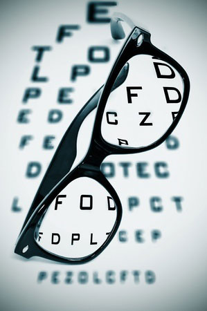 October 9 is World Sight Day. Seniors, Schedule Your Screening