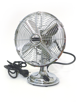 Keep your senior living cool this summer.