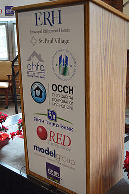 Our community sponsors helped supercharge affordable senior living at St. Paul Village.