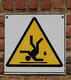 Falling Danger