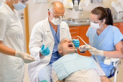 Oral Health and Dental Care for Senior Living
