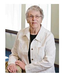 Elizabeth Williams of the Episcopal Retirement Homes Board