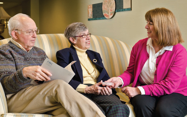 Living Well Senior Solutions Brings ERH Services to the Community