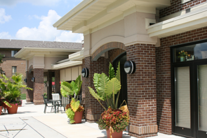 Canterbury Court provides affordable senior living with style