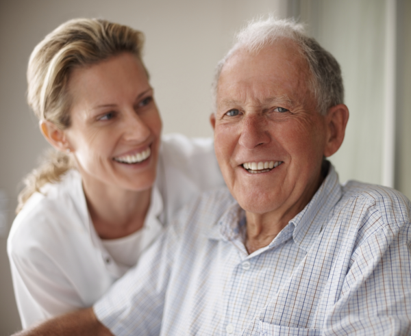 Senior Rehabilitation Services with a Person-Centered Approach