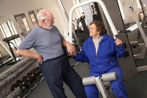 Senior Fitness and Aging Well