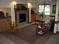 You'll find comfortable retirement living at Cambridge Heights
