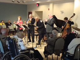 Parties and events enrich retirement living at Deupree
