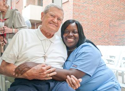 Senior Socializing and Living Well