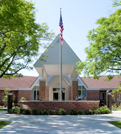 St Paul Village provides older adults in Greater Cincinnati with comfortable, affordable retirement living