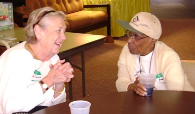 Fun and Friendship are 2 keys to life at St Paul Village