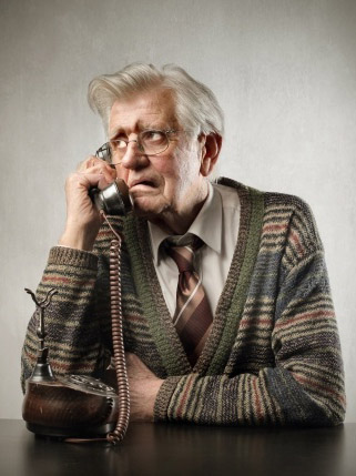 Why Senior Living Needs Tech Ed: Surprises in Store for Landlines