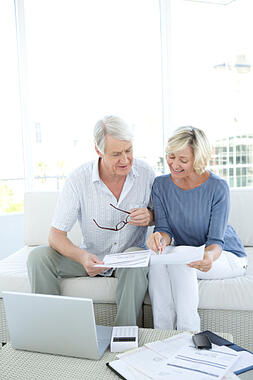 Financial planning is a necessary step to successful retirement living