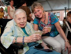 February Retirement Living is Action-Packed at Marjorie P. Lee