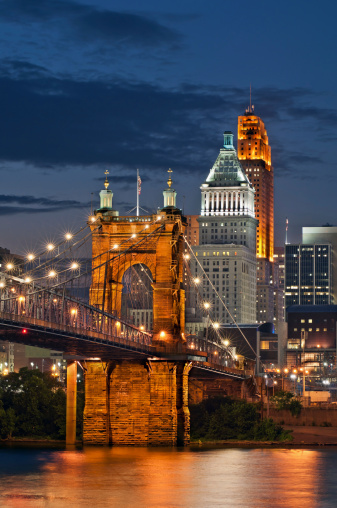 Fall in Love with Cincinnati after Retirement