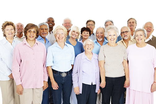 Older adults make up more than 13% of our population.