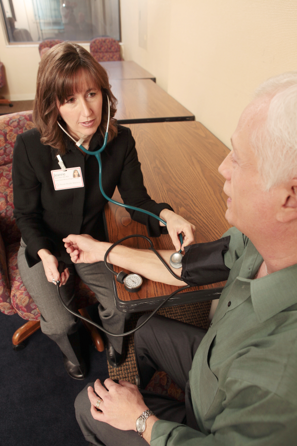 Parish Health Ministry: Service and Senior Care in the Community