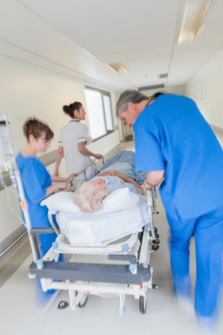er score effect on senior healthcare