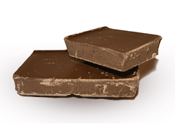 A square of dark chocolate a day can promote brain fitness