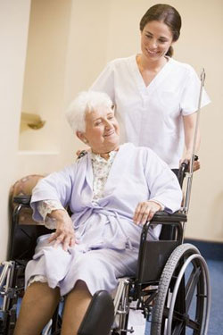 Common Senior Healthcare Issues Require Assisted Care