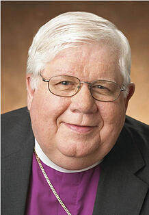 Rev. Kenneth Price has played a crucial role in creating a healthy spiritual environment at ERH.