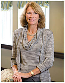 Robin Smith has helped bring financial stability to our senior living communities.