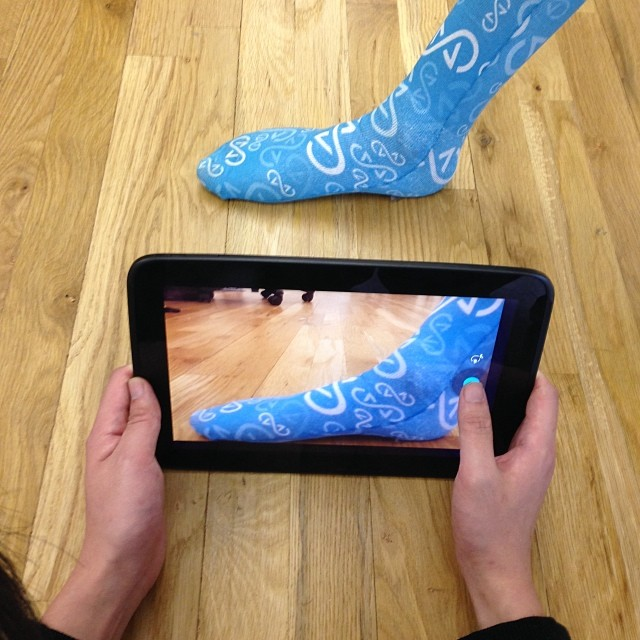 Cincinnati Seniors May See Revolutionary Device for Tired, Achy Feet