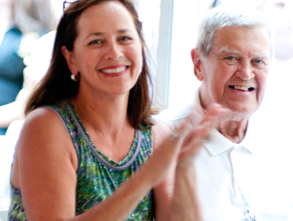Senior life is enriched through community.