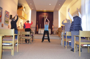 Yoga makes a great addition to any senior wellness program