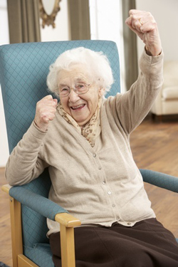 The Nation Celebrates Senior Life in May