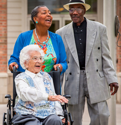 Wave at Your Neighbors: Rebuilding Social Ties in Assisted Living