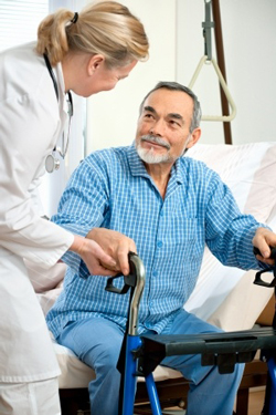 Men's Health Month Brings up Concerns for Seniors