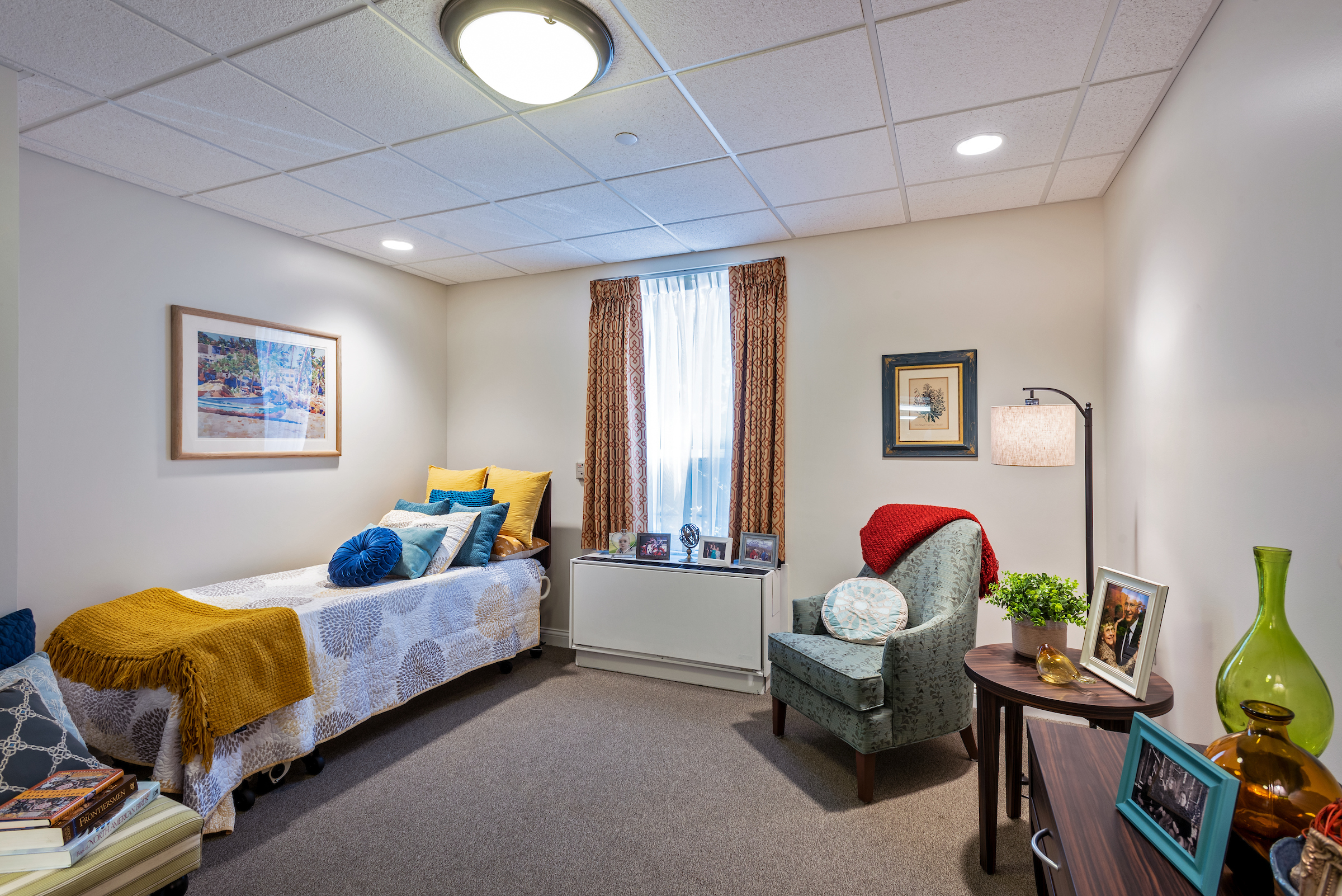 Berghamer House - For seniors with physical challenges