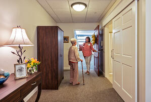 Amstein House - for seniors living with Alzheimer's and dementia