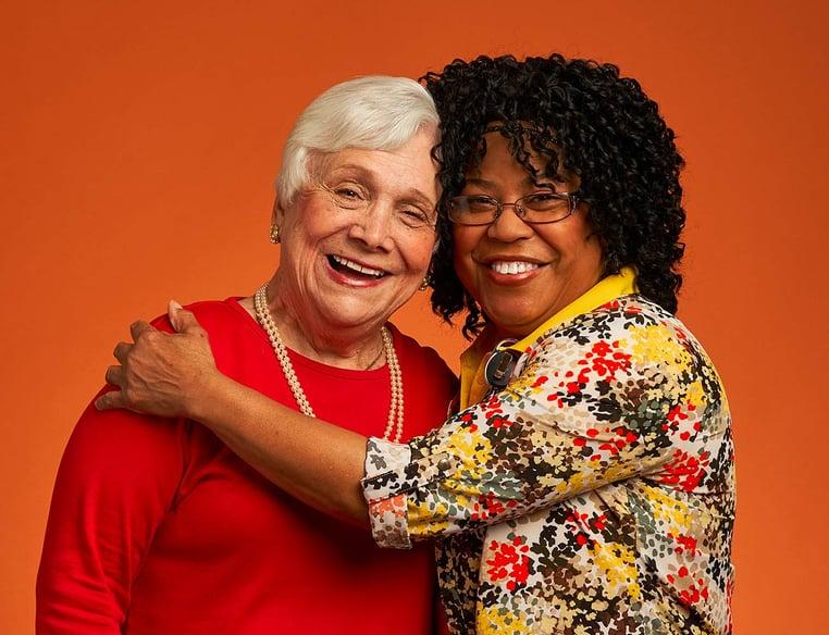 Marjorie P. Lee Team Members are dedicated to serving older adults.