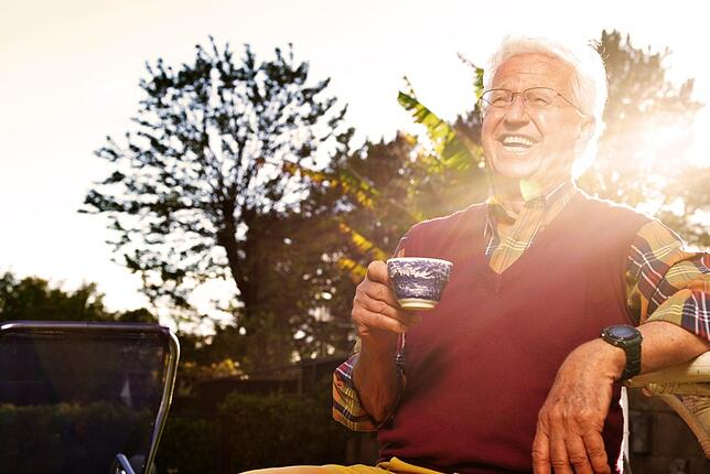 elderly loved one safe and cool
