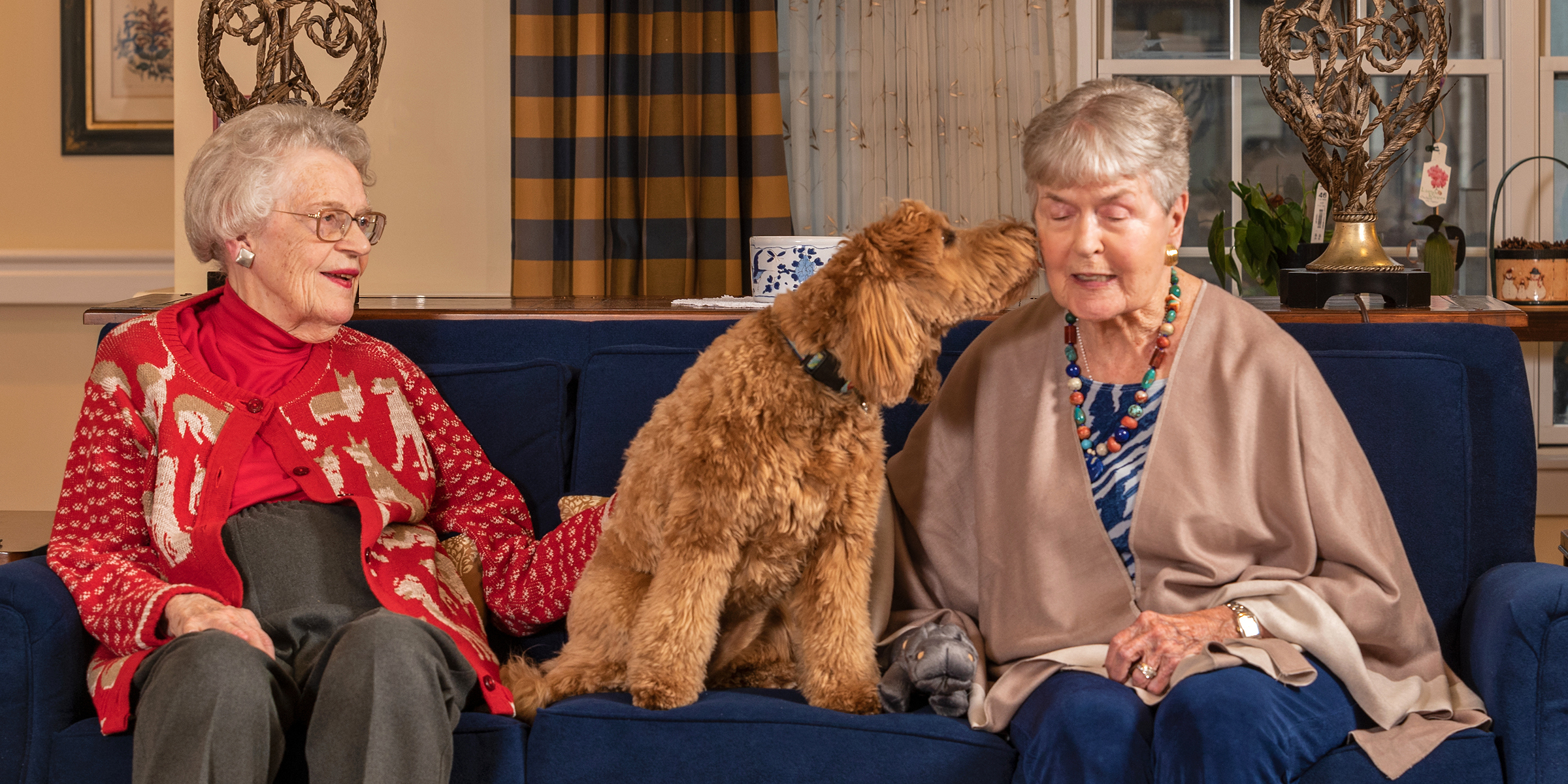 How In-Residence Pets Help Seniors Age Positively