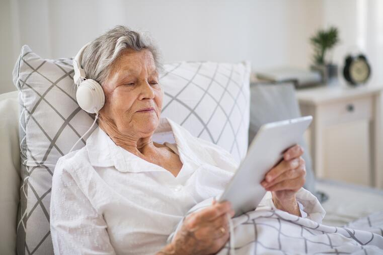 Deupree Houses Top 8 Podcast Recommendations for Seniors