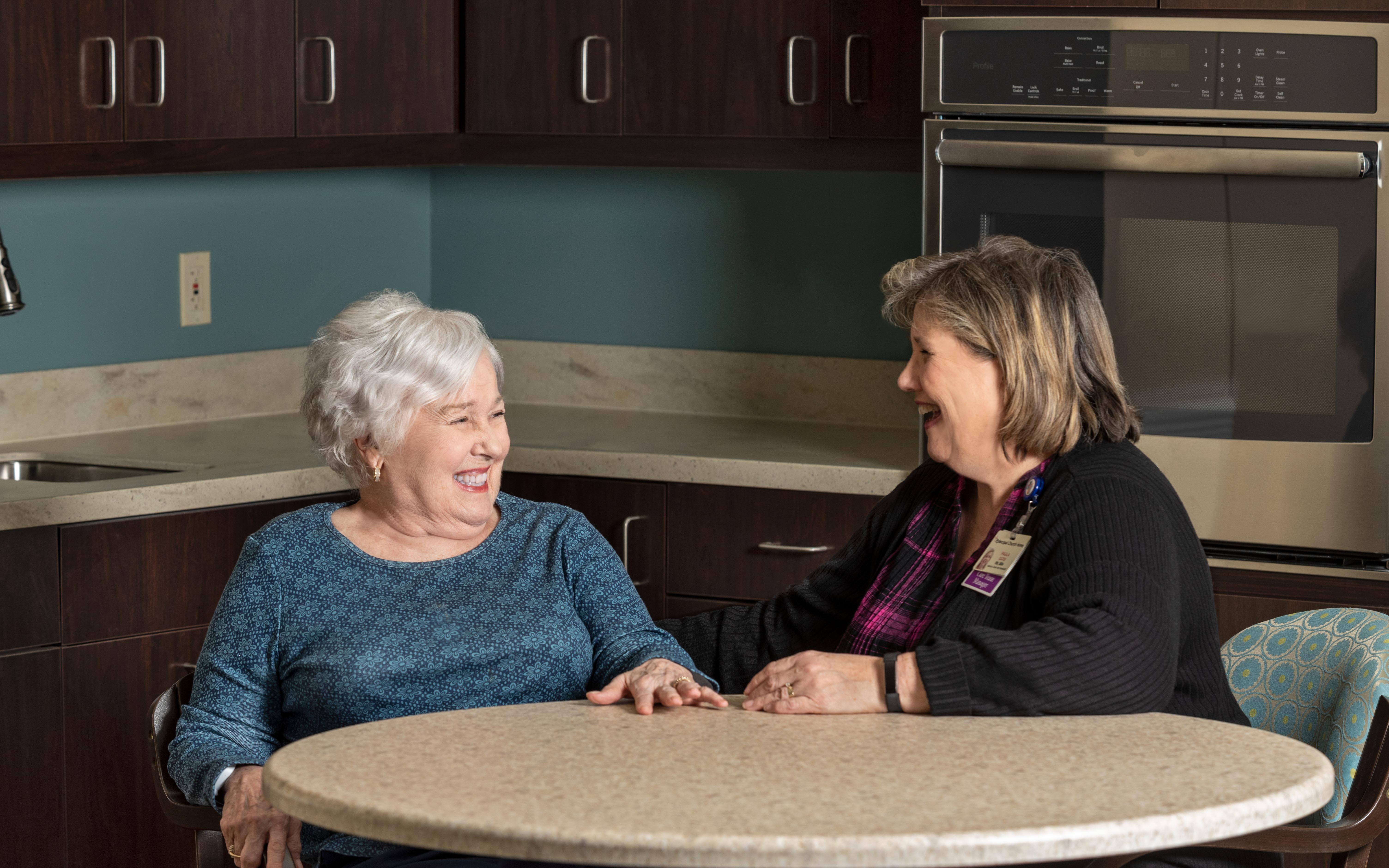 Common Questions About Memory Care Answered by ECH's Care Team Manager, Paula Cates