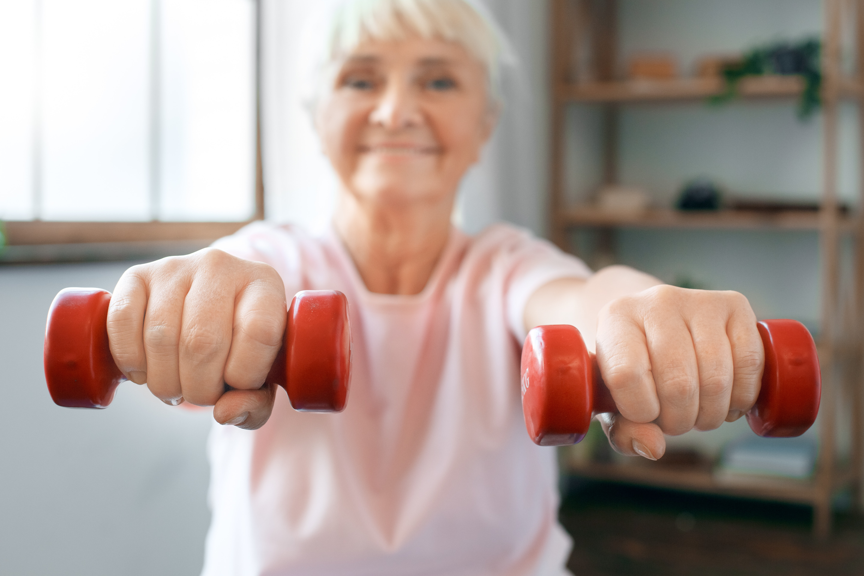 ERS_Linkage_Home Exercises for Seniors