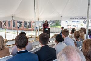 ERS_Manse Apartment Groundbreaking 2